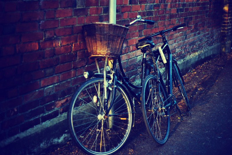Guest Bicycles at a Vacation Rental
