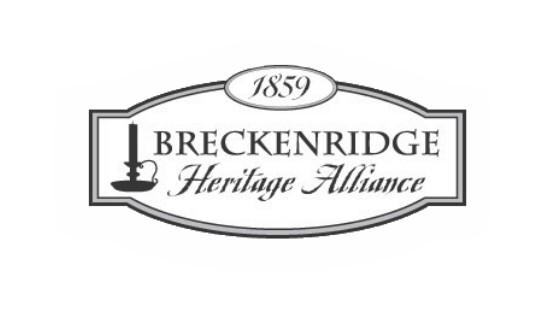 Breckenridge Heritage Alliance Logo