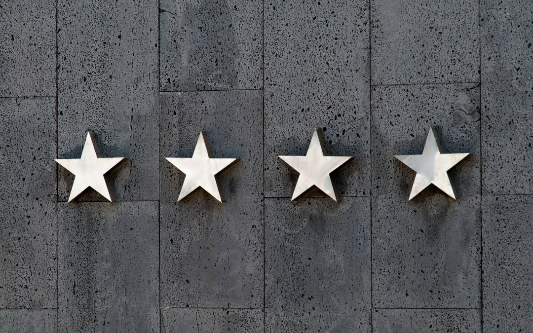 Vacation Rental Star Rating