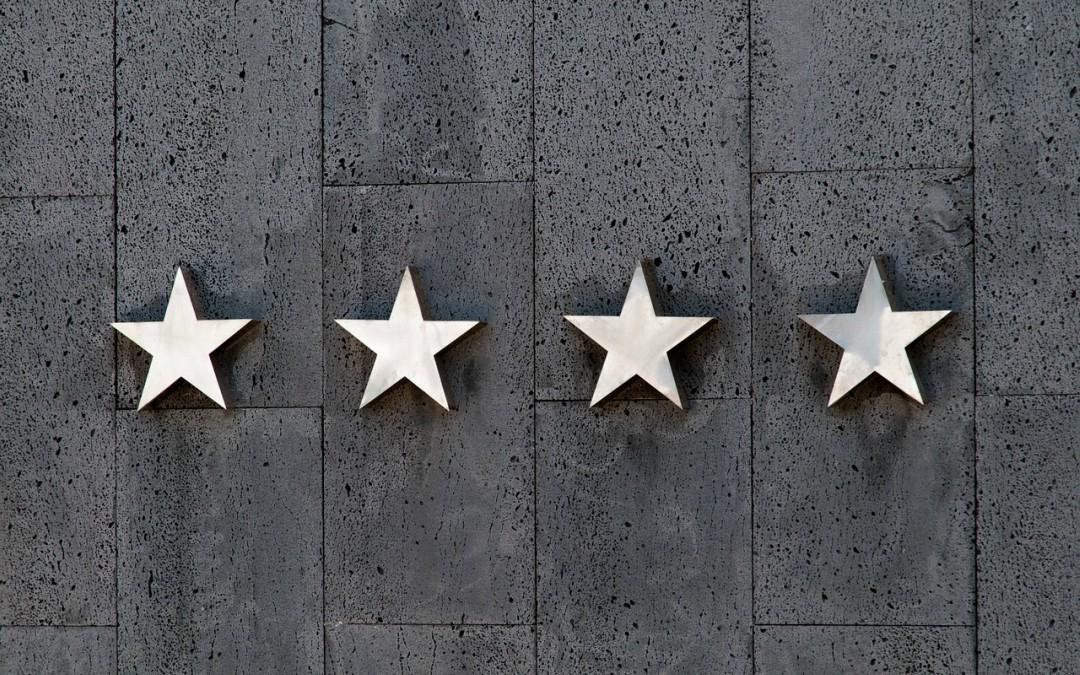 Vacation Rental Star Rating